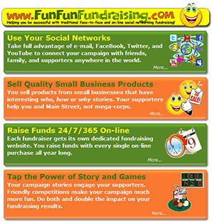 Spotlight on FunFunFundraising...